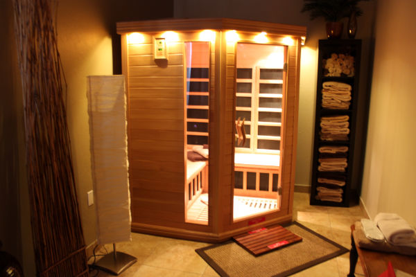 Infrared Sauna Synergie Spa